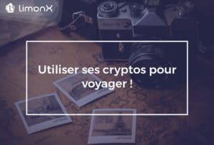 Comment utiliser ses cryptos pour voyager
